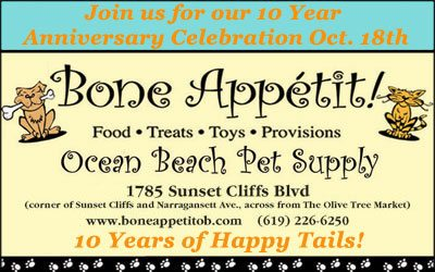Bone Appetit - 10 Years of Happy Tails
