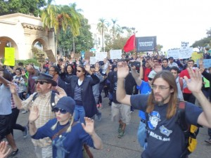 Post image for San Diego Joins National Protests Against Police Violence