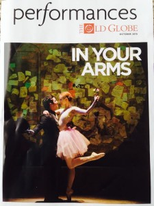 Post image for Love, laughs, and dancing at the Old Globe