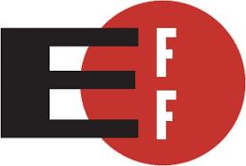 Dave Maass EFF logo