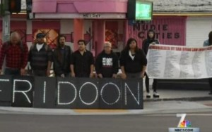 Midway cop shoot protest 5-10-15