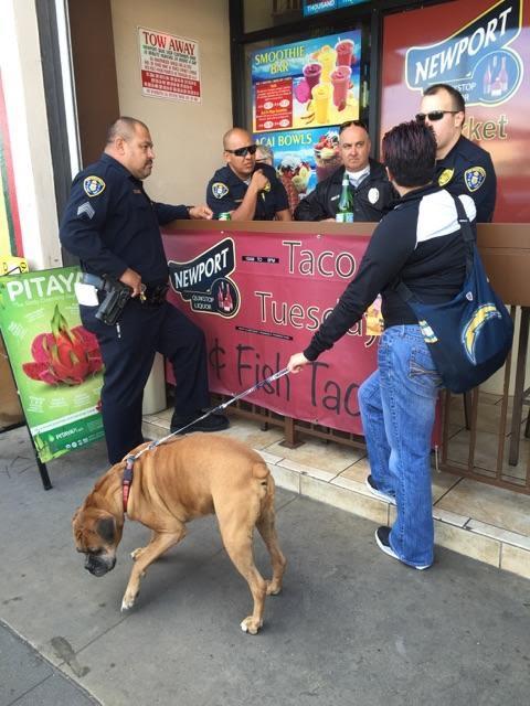 Craig Miller cops
