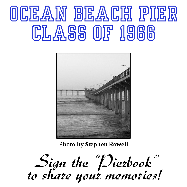 OB Pier old stephen Rowell