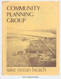 Post image for The Story of the First Election of the Ocean Beach Planning Board – May 4th, 1976