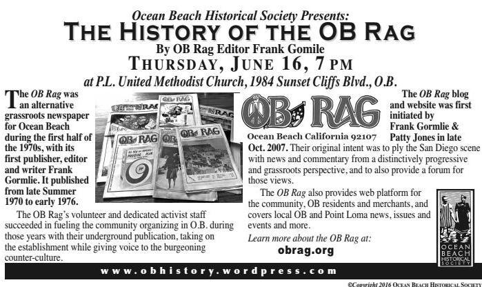 OBHS history OBRag 6-16-16