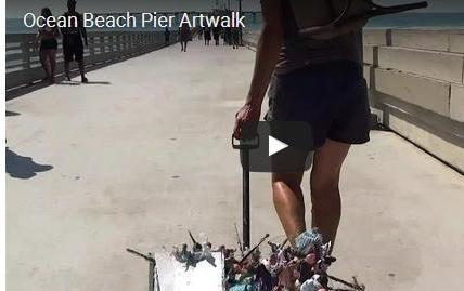 Post image for Ocean Beach Fishing Pier – a Video