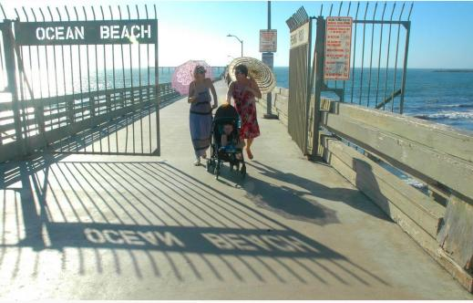 Post image for 50th Birthday of OB Pier Celebrated by OB Historical Society