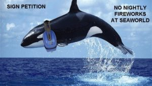 Post image for SeaWorld is Guilty of Disturbing the Peace