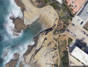 Post image for Tragedy at Sunset Cliffs – One of the Two Women Rescued Saturday Night Dies