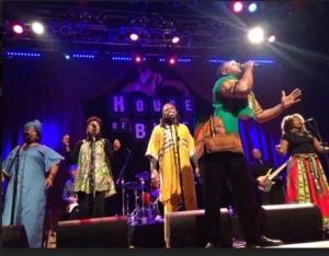 "Post image for An Answer For Election Depression :  ""House of Blues Gospel Brunch"""