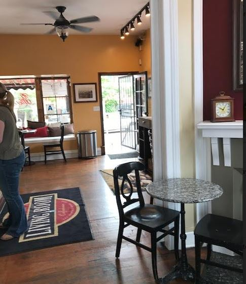 Restaurant Review: Point Loma Living Room U2026 A Second Look